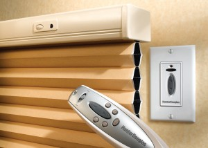 Platinum Motrorization Systems from Hunter Douglas