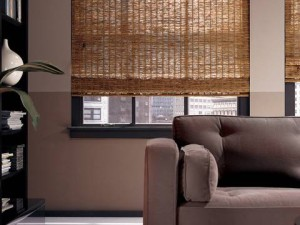 Woven Wood Shades by Hunter Douglas
