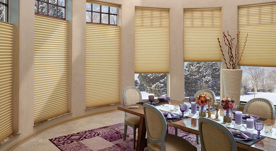 Trielle - New Honeycomb Shades
