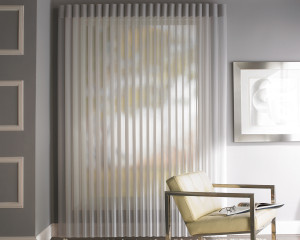 Alustra Luminette Privacy Sheers