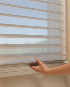 Silhouette Window Shades with LiteRise