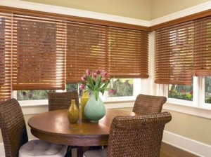Blinds are Window Treatments that Tilt