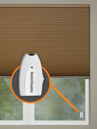Solar sensors for energy efficient window treatments