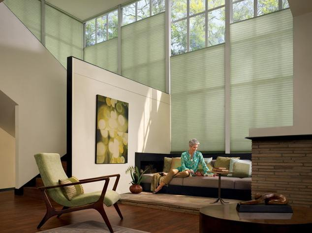Duette Honeycomb Shades Cellular Binds Baltimore Md