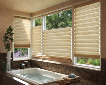 Bathroom window coverings archives windo vango for Motorized top down bottom up shades