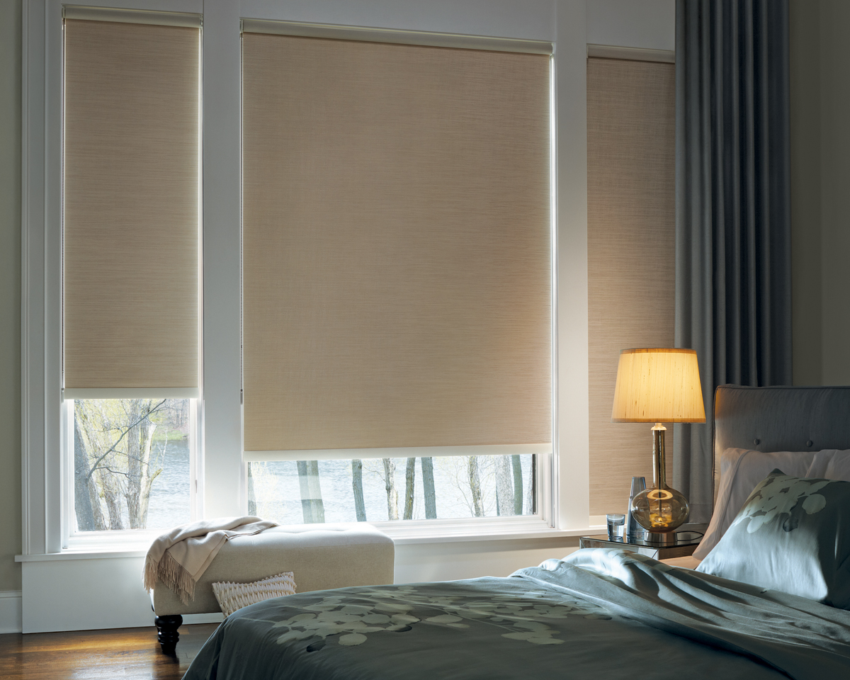 Best sleeping window treatments blindsgalore blog for Bedroom window treatments