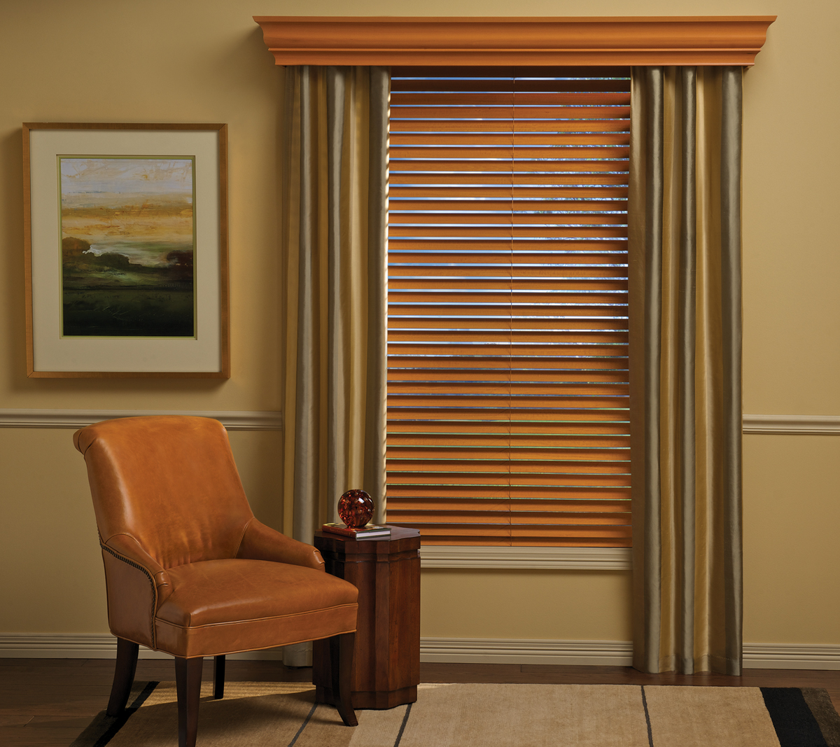 Pair Drapery With Shades Or Blinds Serving Baltimore Md