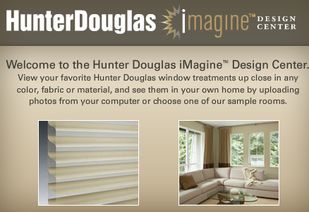 Designing Window Treatments Online Tool - Baltimore MD Area