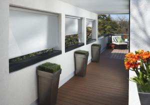 Sunroom Window Treatments - Baltimore