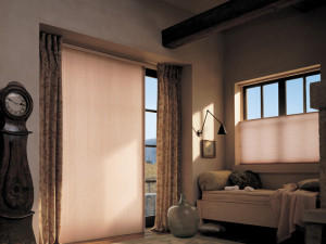 Duette® Honeycomb Shades & Duette Honecyomb Shades with Vertiglide™
