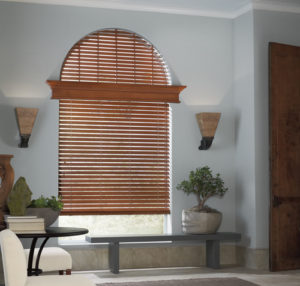 Window Treatments for arch windows
