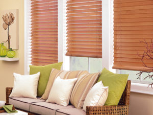 Parkland® Hardwood Wood Blinds