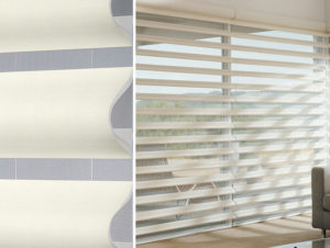 Shades, window treatments